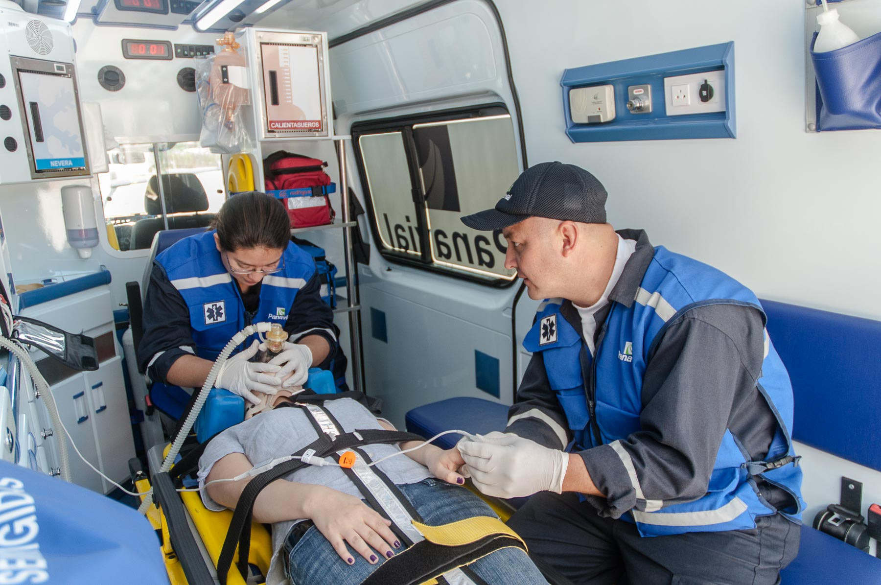 fotografía de clínicas y hospitales